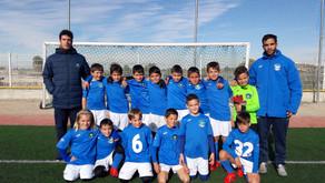 Benjamín Masculino 2011 B 6 - 2 CF Campo Real C