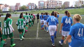 CD Betis San Isidro 1 - 4 Aficionado Femenino
