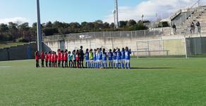 Alevín Femenino 7 - 0 EF El Olivo de Coslada