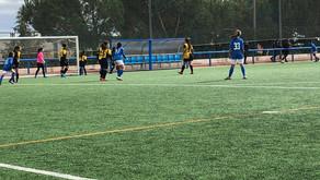 C.D Galapagar 3 - 3 Infantil Femenino