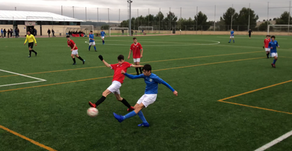 Rivas Fútbol Club C 0 - 3 Juvenil Masculino