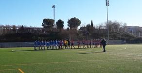 Infantil A 8 - 0 Atlético Velilla CF B