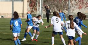 Torrelodones CF-Altter 0 - 0 Cadete Femenino