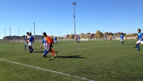 Juvenil 2 - 2 C.D. Sport Villa de Vallecas