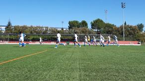 Cadete Femenino 7 - 0 Atlético Torres de la Alameda