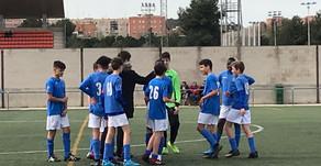 AD Sporting San Fernando de Henares C 1 - 3 Infantil Masculino A