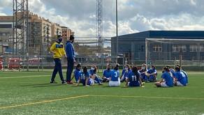 Juvenil Femenino 12 - 1 Getafe CF B