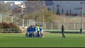 Infantil Masculino A 2 - 0 Sporting San Fernando de Henares C