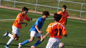Juvenil Masculino 5 - 1 CD Vicálvaro E