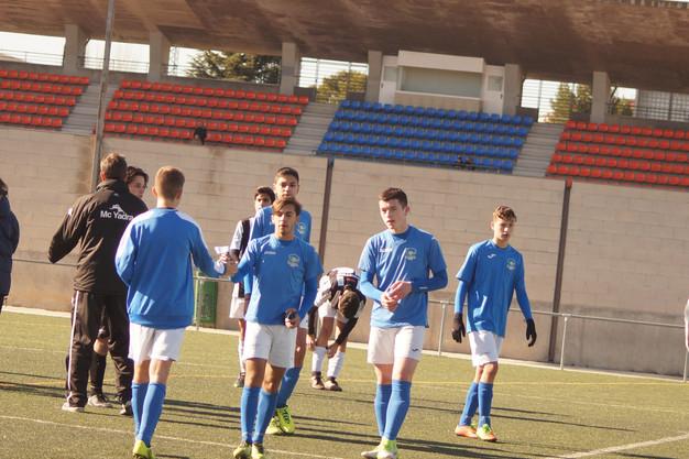 Sporting San Fernando A 0 5 Cadete A