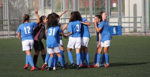 EF Ciudad de Getafe 1 - 1 Cadete Femenino