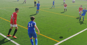 "Rivas Fútbol Club ""E"" 4 - 3 Infantil Masculino B"