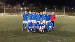 """Juvenil 4 – 1 Escuela de Fútbol de Rivas """"A"""""""