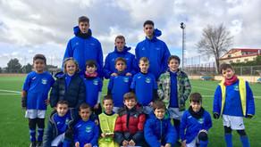 Resumen de los partidos de la Escuela - 21.04.2018