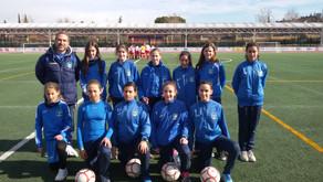 La Meca de Rivas colabora con las selecciones femeninas de la RFFM