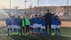 Benjamín 2010 A 4 – 0 Rayo Velilla CF