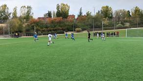 "Infantil Femenino 0 - 13 Madrid CFF ""A"""