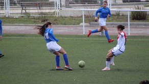 SAD Fundación Rayo Vallecano B B 5 - 0 Juvenil Femenino