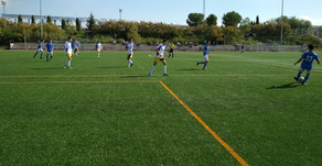 Juvenil Masculino 11 - 1 CD Sporting Valdebernardo B