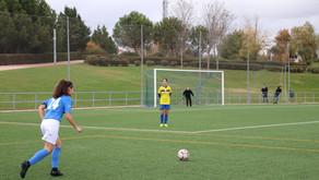 Cadete Femenino 5 - 0 Juventud Sanse