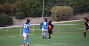 Cadete Femenino 0 - 5 SAD Fundación Rayo Vallecano A
