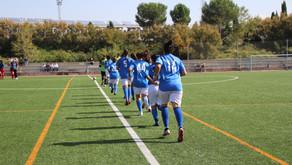 Aficionado Femenino 7 - 3 Adepo Palomeras