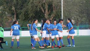 AD Fútbol Sala Chinchón 1 - 8 Juvenil Femenino