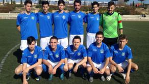 Juvenil 3 – 1 CD Sport Villa de Vallecas