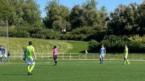 Aficionado Masculino 0 - 3 EF Rivas B