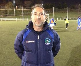 Javier Rodríguez, director deportivo de La Meca de Rivas