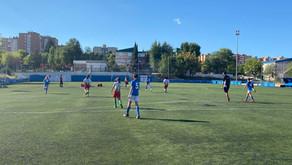 Atlético Cañada 6 - 2 Infantil Femenino