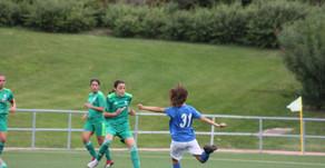 Cadete Femenino 3 - 1 Escuela de Fútbol AFE