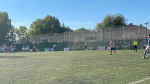 Atlético Velilla 2 - 0 Aficionado Masculino