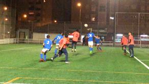 CD Unión Elipa B 0 - 4 Juvenil Masculino