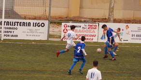 Rayo Velilla 1 – 12 Juvenil Masculino