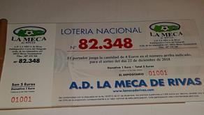 Números de lotería de navidad a la venta