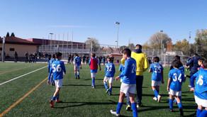 Alevín Masculino B 7 - 2 Escuela de Fútbol Arganda C