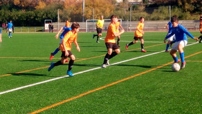 Infantil Masculino B 4 - 2 Sporting Belmonteño