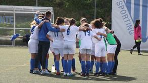 AD Sporting Hortaleza 0 - 4 Cadete Femenino