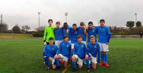 Infantil Masculino A 13 - 0 EF Rivas B