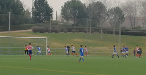 Infantil Masculino B 5 - 1 Atlético Velilla