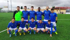 Aficionado Masculino 1 - 1 Vallecas CF