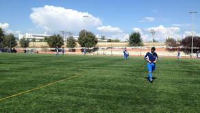 """CFD Elida Olimpia """"A"""" 3 - 4 Juvenil"""