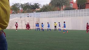 SAD ADC Parque Sureste D 0 - 6 Alevín Masculino B