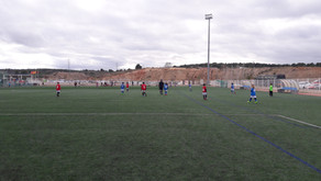 Benjamín Masculino 2011 B 1 - 0 Rivas FC D