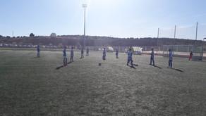 Benjamín B 2011 1 - 2 CD Toledo Olivos D