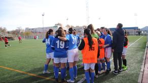 Aficionado Femenino 2 - 3 ADC San Fermín