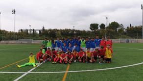 Alevín B 1 – 3 Atlético Madrileño
