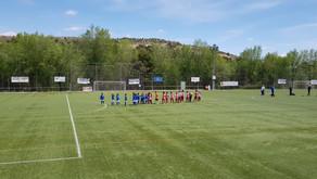 Unión Leganés 2 - 2 Benjamín A 2010