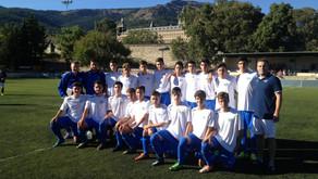 Juvenil 4 - 3 UD San Lorenzo de El Escorial